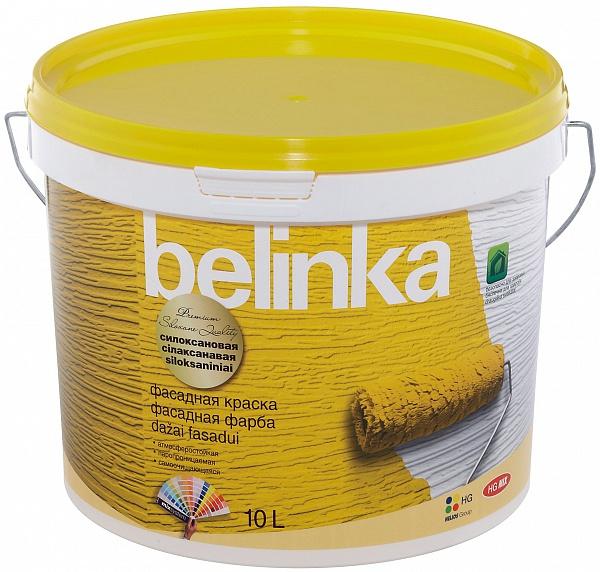 Фасадная краска BELINKA B1
