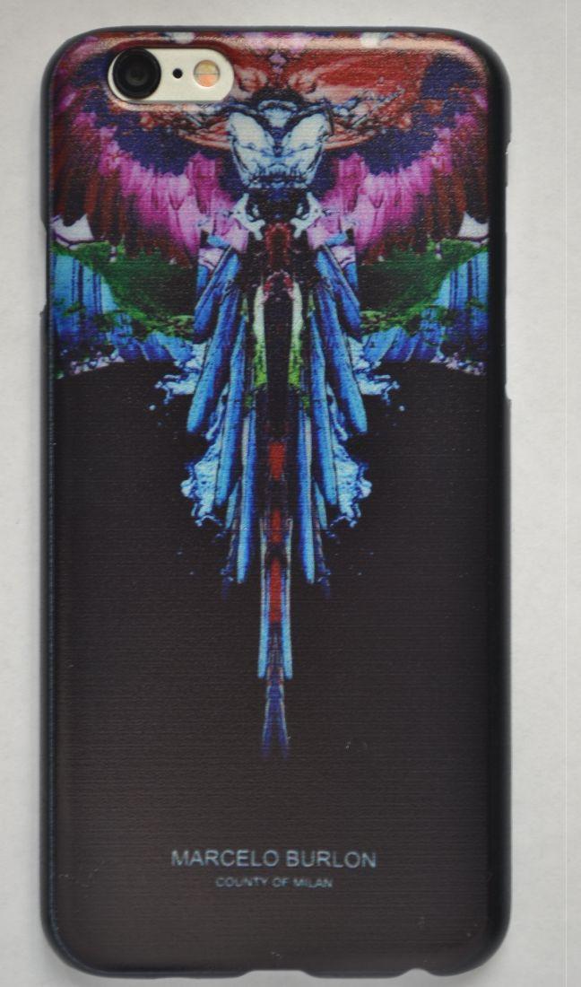 Чехол-накладка для iPhone 5/5s Marcelo Burlon №2