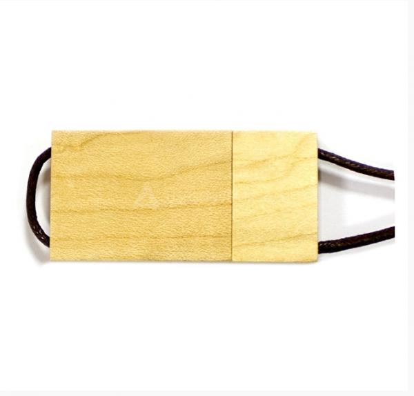 8GB USB3.0-флэш накопитель Apexto UW-0020 деревянная, сосна