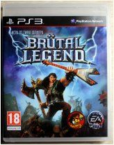 Игра Brutal Legend (PS3)