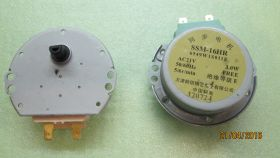 Мотор вращения тарелки СВЧ 21V, 4W, высота вала 8 мм