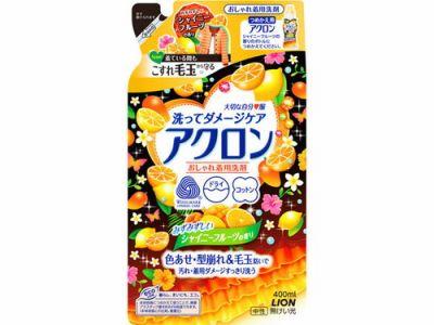 Японское средство для стирки деликатных тканей с нежным ароматом LION Acron