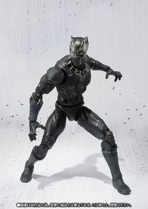 Фигурка S.H.Figuarts Black Panther Limited Edition
