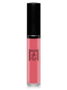 Make-Up Atelier Paris Long Lasting Lipstick RW07 Beige rose Блеск - тинт для губ суперстойкий бежево-розовый