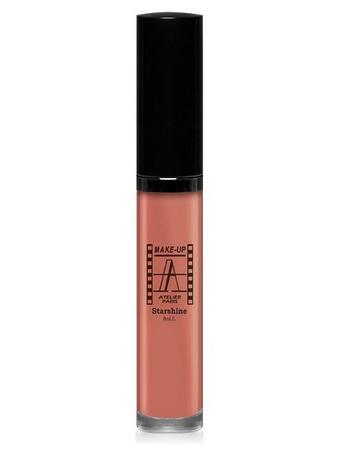 Make-Up Atelier Paris Starshine SS14 Pivoine Блеск для губ перламутровый карамельно-розовый (пион)