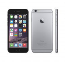 Телефон Apple Iphone 6 128GB Space Gray LTE