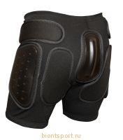 Защитные шорты для роликов Экстрим Бионт