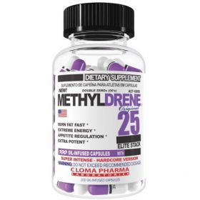 Cloma Pharma Methyldrene Elite (100 капс.)
