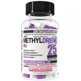 Cloma Pharma Methyldrene Elite (100 капс.)