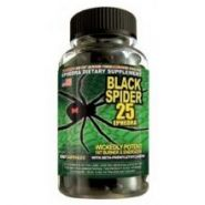 Cloma Pharma Black Spider (100 капс.)