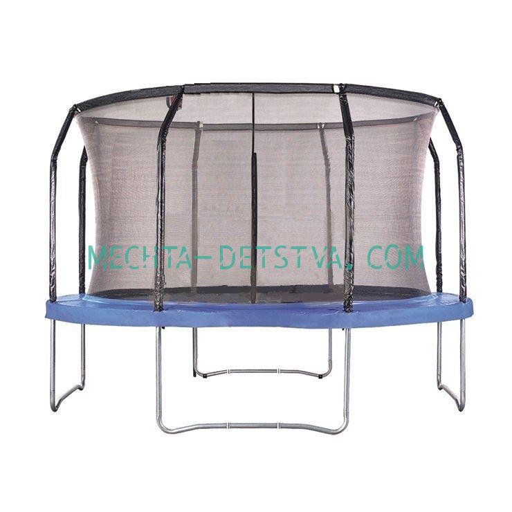 "Батут с защитной сеткой ""PERFETTO SPORT 8"" диаметр 2,4 м"