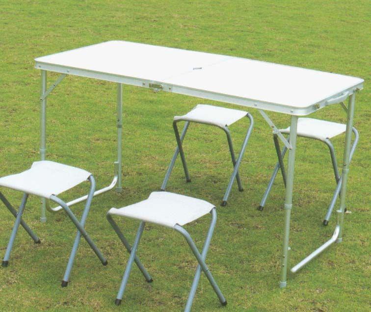Набор мебели турис. (стол+4табурета)НХТ-8812 F-5