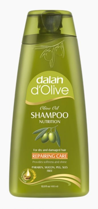 """Шампунь для волос восстанавливающий Dalan d""""Olive"""