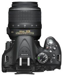 Nikon D5200 Kit 18-55 mm  dx