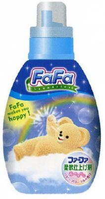 323145 Кондиционер для детского белья «FaFa» с цветочным ароматом, запасной блок, 540 мл