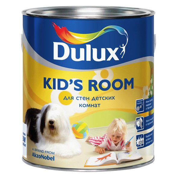 Dulux Kid's Room