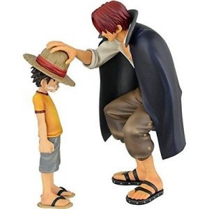 Фигурки One Piece Dramatic Showcase Shanks and Luffy