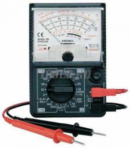 Hioki 3030-10 - мультиметр аналоговый