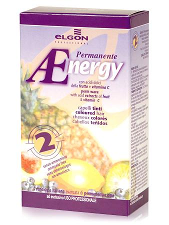 Elgon Texturization Набор для химической завивки №2