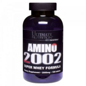 Ultimate Nutrition Amino 2002 (100 табл.)