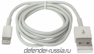USB кабель ACH01-03H USB(AM)-Lightning(M), 1м пакет