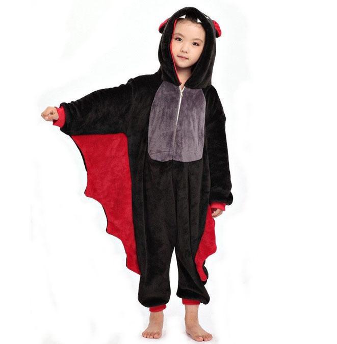 Пижама Кигуруми Детская Летучая Мышь_01