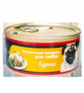 Porcelan Курица для взрослых собак (325 гр)