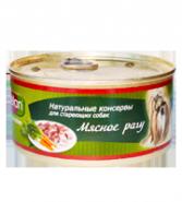 Porcelan Мясное рагу для стареющих собак (325 гр)