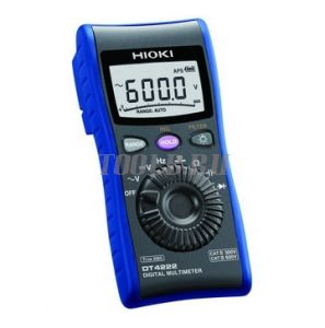 HIOKI DT4221 - мультиметр цифровой