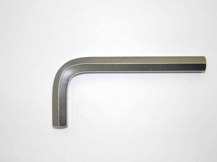 Ключ 6-гранный Г-образный 2мм