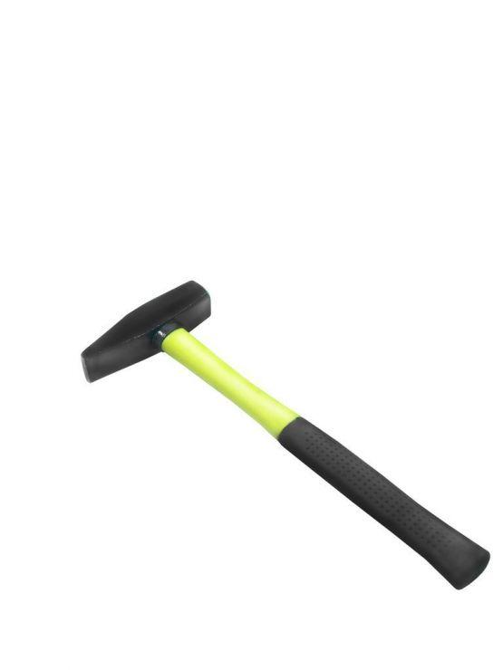 Молоток с пластиковой ручкой 1000гр
