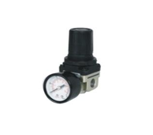 Регулятор давления воздуха 1/4' (0-10bar)