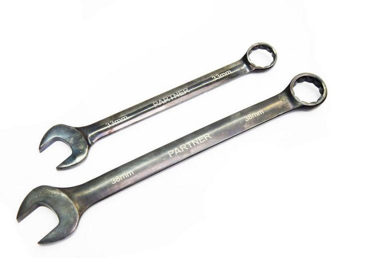 Ключ комбинированный 33мм усиленный