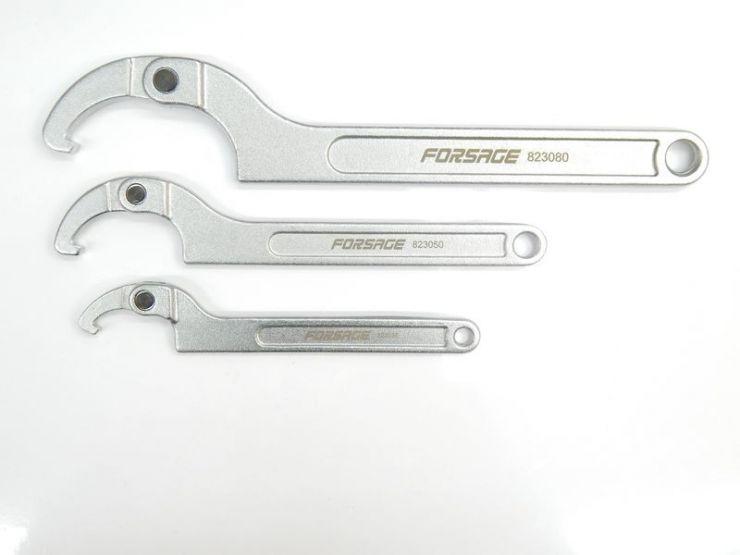 Ключ радиусный 13-35мм