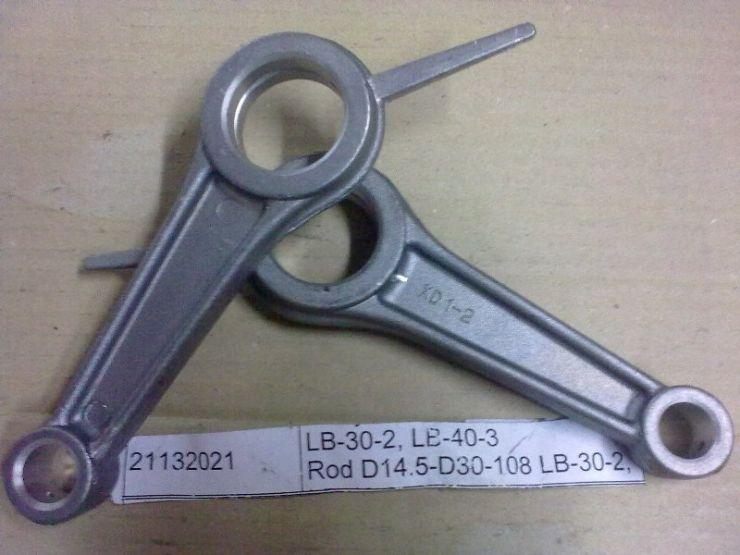 Шатун D14.5-D30-108 LB-30-2, LB-40-3