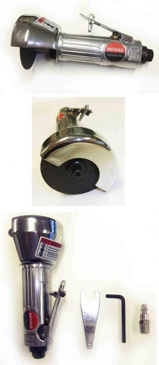 3' Пневмоотрезная машинка прямая 2000 об/мин