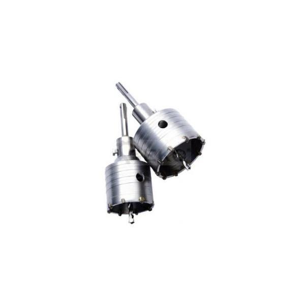 Набор коронок SDS+и HEX (65 и80мм)
