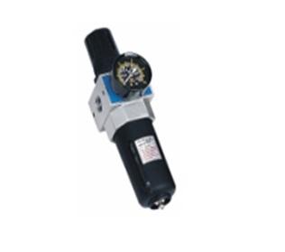 Фильтр-регулятор с индикатором давления 1/4'(0-10bar) профи