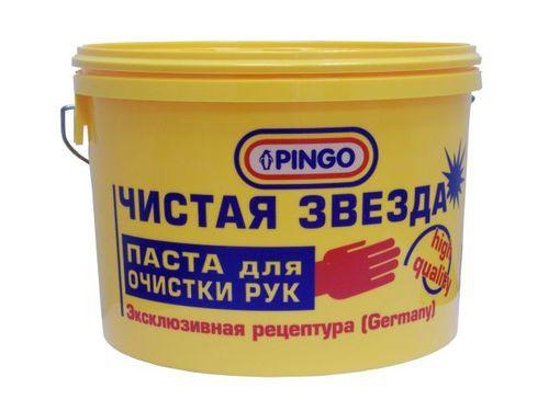 Паста для очистки рук. Легко очищает жировые и масляные загрязнения, остатки герметиков, клея, краски.