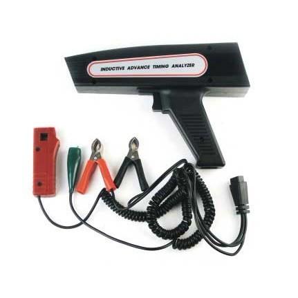 Цифровой стробоскоп с тахометром, измерителем продолжительности замкнутого  состояния контактов прерывателя и вольтметром