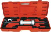 AT04635, Набор для кузовного ремонта (обратный молоток и 9 насадок), 10 пр