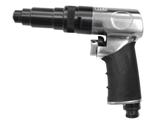 1/4' Пневмотвертка пистолетного типа 95Нм (1800 об/мин, 113 л/мин )