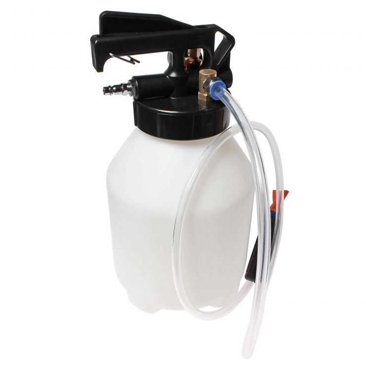 Пеногенератор для мойки автомобиля, емкость 6л, входное отверстие 1/4', рабочее давление 30-40PSI JTC /1