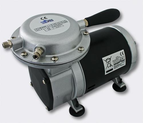 Миникомпрессор мембранный  3.5bar, 135л/мин