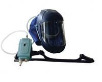 50400 маска-шлем активной вентиляции Walmec для окрасочных камер