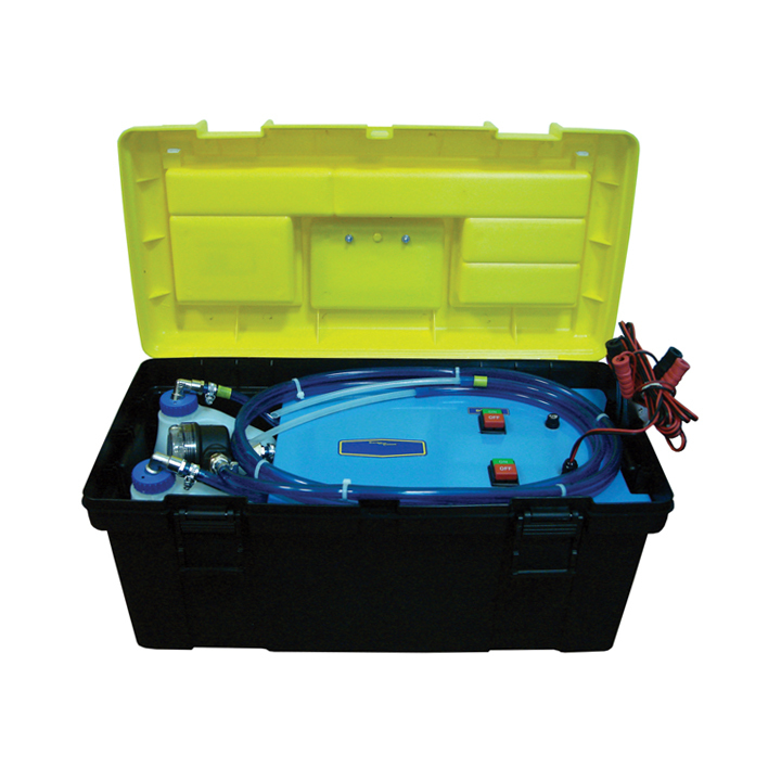 SMC-190 Compact Стенд для замены эксплуатационной жидкости в системе гидроусилителя руля (ГУР)