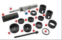 Съемник гидравлический для снятия/установки сайлентблоков BMW (E32/E34/E38/E39/E60/E65/E66)