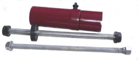 Съемник гидравлический для выпрессовки и запрессовки сайлентблоков диаметром до 50мм