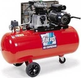 компрессор поршневой 515 л/мин, 10 бар, 3 кВт. 380 В, ресивер 100 л.