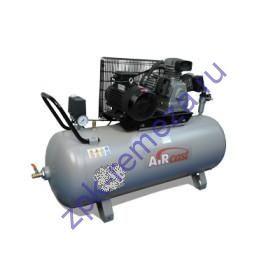 компрессор поршневой 580 л/мин, 10 бар, 3 кВт. 380 В, ресивер 200 л.